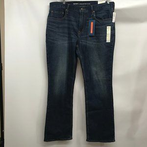 NWT Old navy Bootcut Jeans sz 38 x 34 Women's